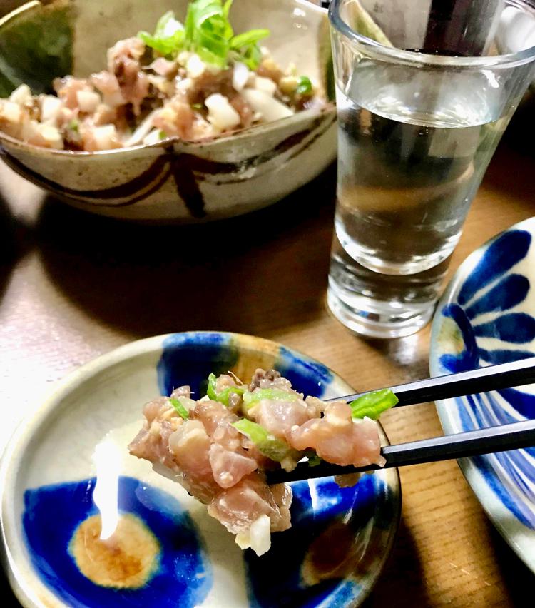 <p>6.皿に盛ったら完成! お好みで、お酢をつけても美味。</p>