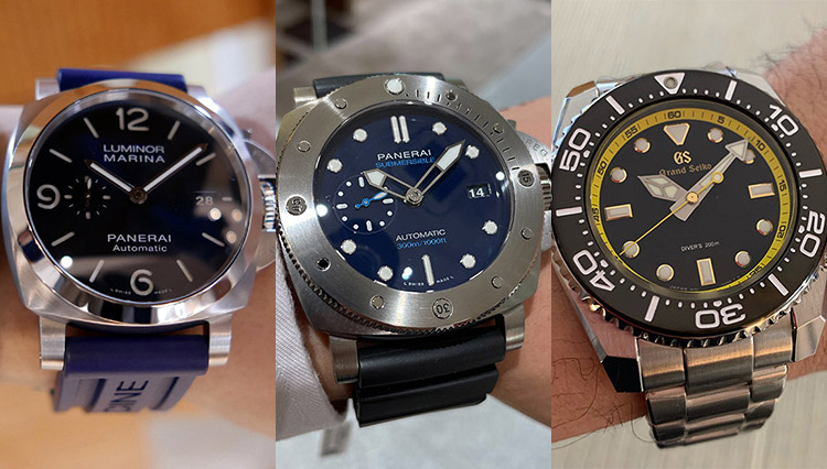 全国有名時計店のスタッフが選んだ「夏に売れる!つけたくなる!アクティブウォッチ」全9本