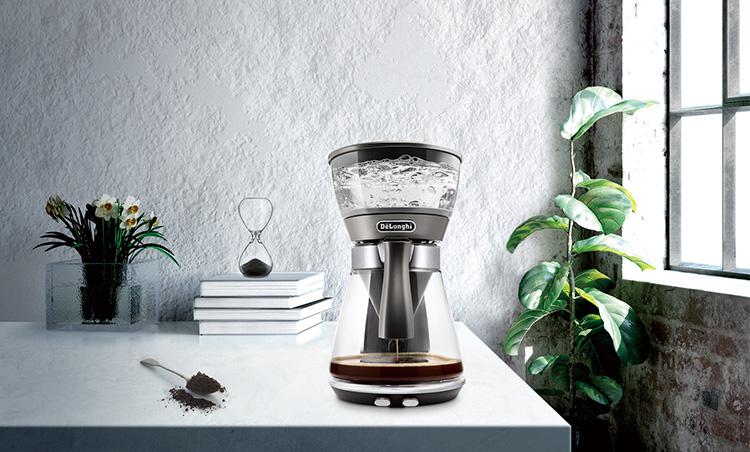 デロンギのクレシドラドリップコーヒーメーカー