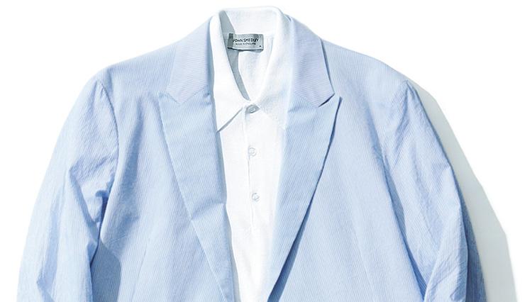 【今月の勝ち色】7月のメンズはライトブルーで爽やかに。5つのスタイルと注意点を公開