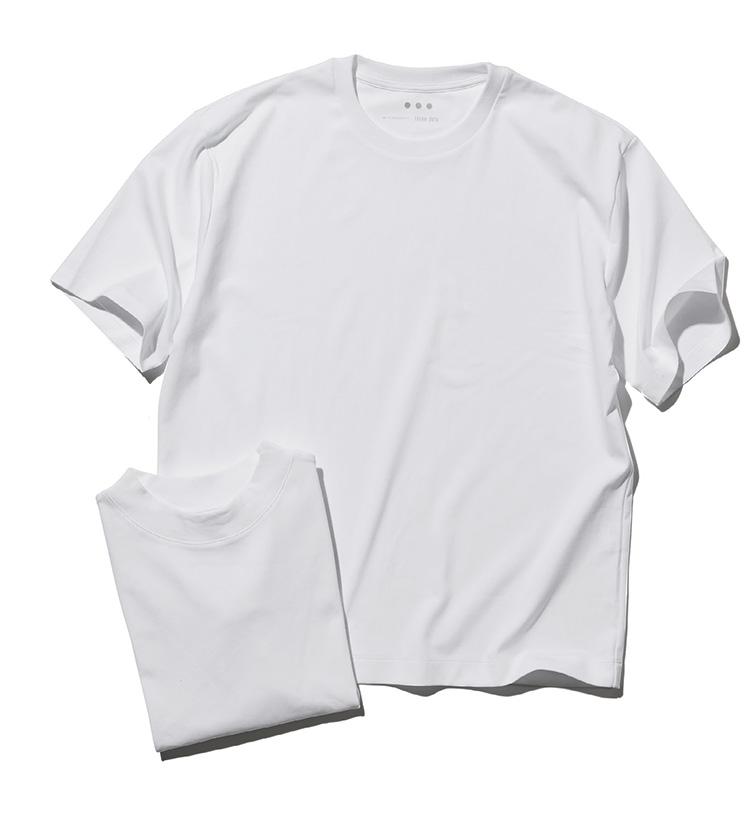 スリードッツのパックTシャツ_全体イメージ