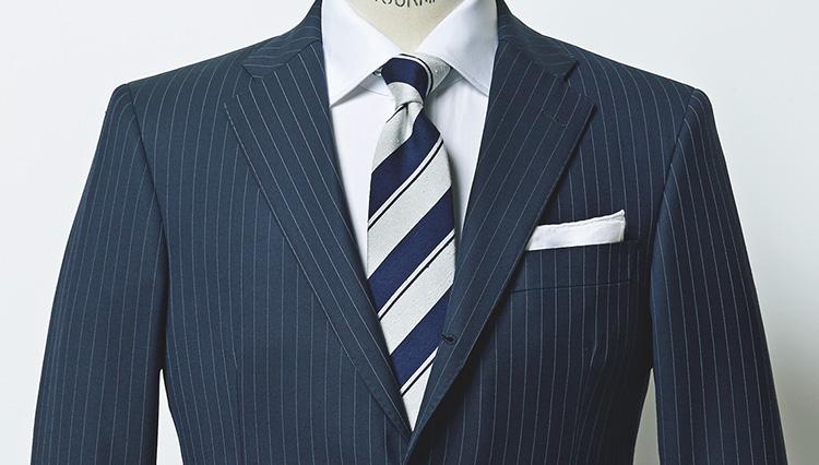 通年着られるスーツは「3つの条件」をクリアしたものを選ぼう