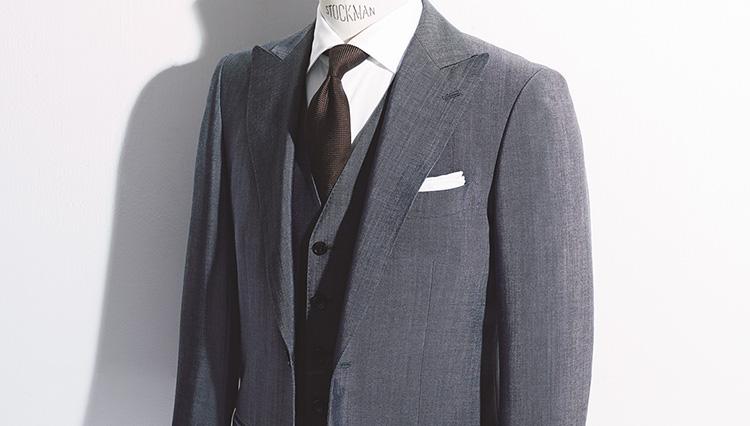 夏用スーツに最適な「モヘア素材」とはどんな生地?【大人のお洒落100問100答】