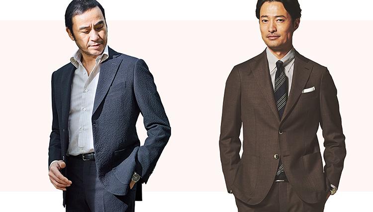 ビジネスで「茶」や「黒」のスーツを上手に着こなすコツは?