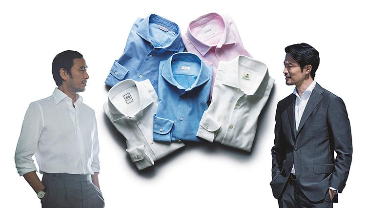 夏のビジネスシャツ姿がキマらない……【お悩み解決案まとめ】