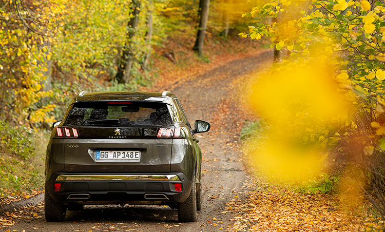 <p>SUVボディであっても軽快な走りは健在。街中でも気軽にプジョーらしい乗り味が楽しめる。</p>