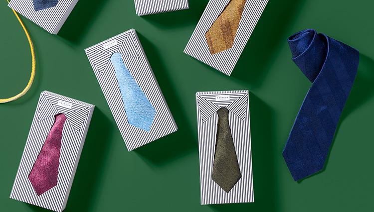 永遠の大定番「父の日にネクタイを贈る」なら、こんなのはいかが?