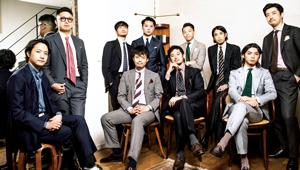 The TEAM【ザ・チーム】プロジェクト始動! オーダースーツサロン「レクトゥール」