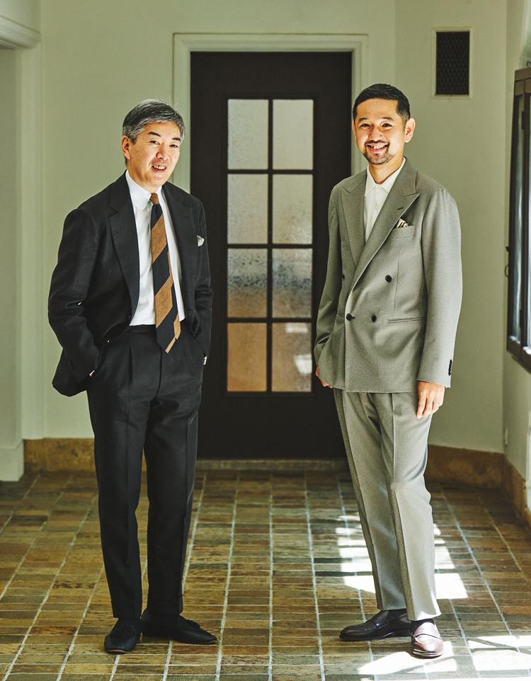 太田さんと豊永さん