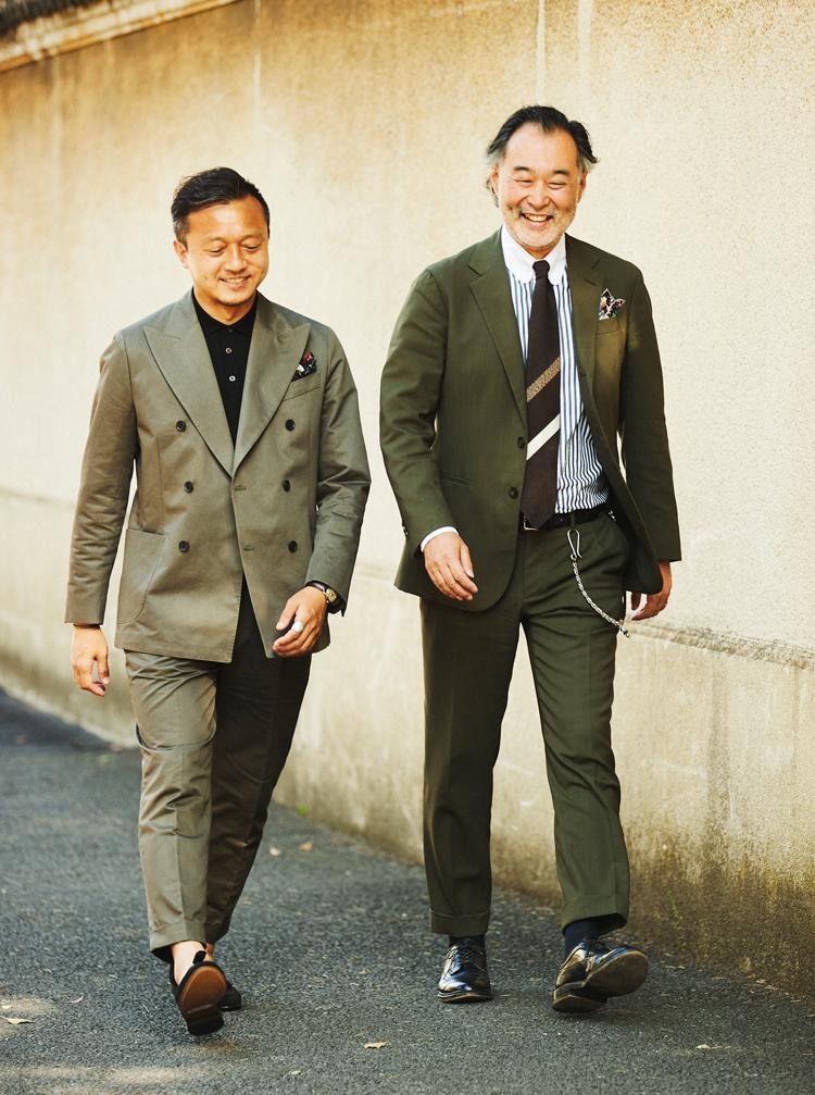 坂戸さんと田原さん