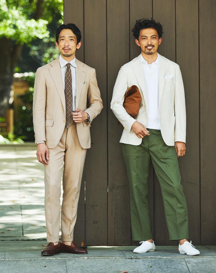 奥州谷さんと金村さん
