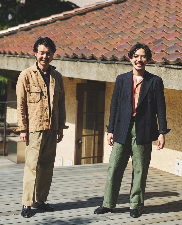 松田さんと中水さん