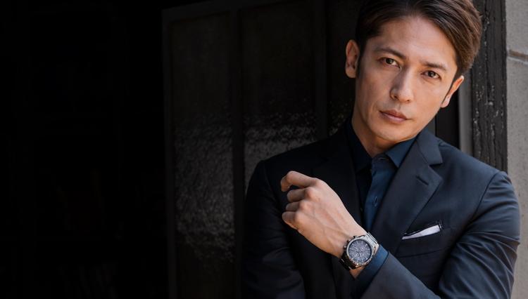 「時を経て、いま最適な時計だと思う」玉木 宏さんが語る、シチズンアテッサの魅力
