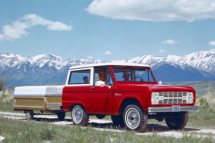 フォード 初代ブロンコ