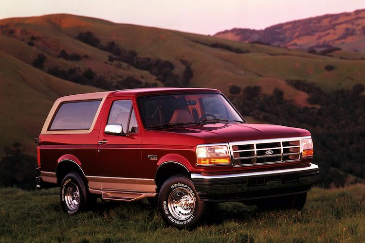 フォード 5代目ブロンコ