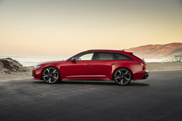 RS6 アバント