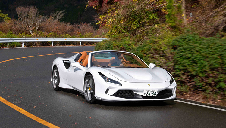 もはやラストチャンス!?「フェラーリのガソリンエンジン」を新車で味わう、最終案内