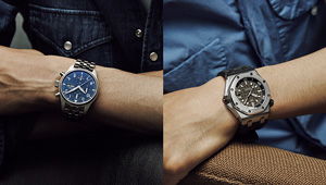 IWC、オーデマ ピゲの新作時計は「交換ベルト」まで楽しめる!