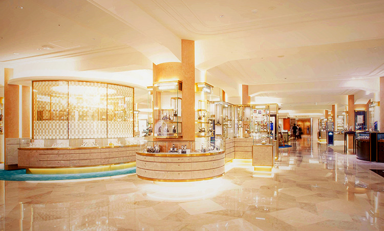 2021年「買いの時計」を腕に乗せ比べ_日本橋三越本店本館6階ウォッチギャラリー