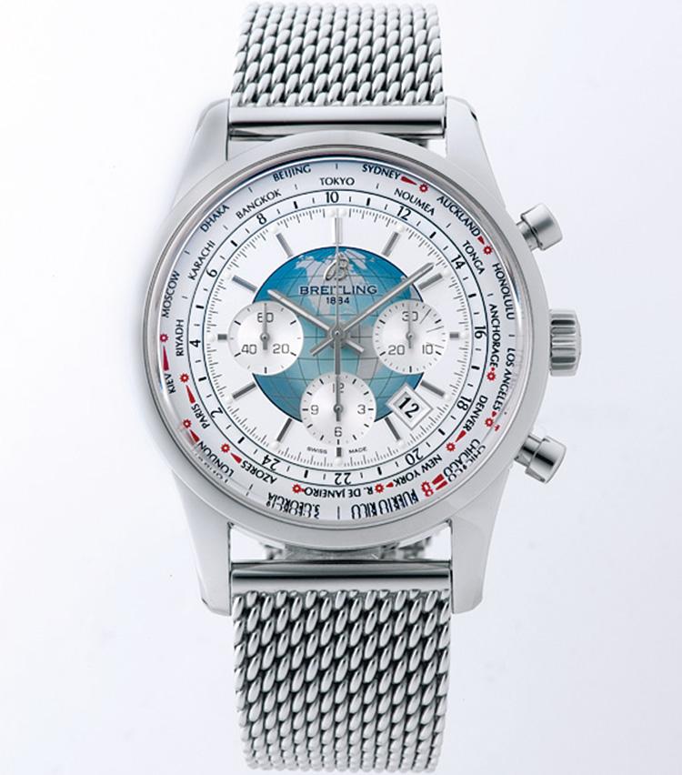 本格高級時計のトレンド10年史_BREITLING