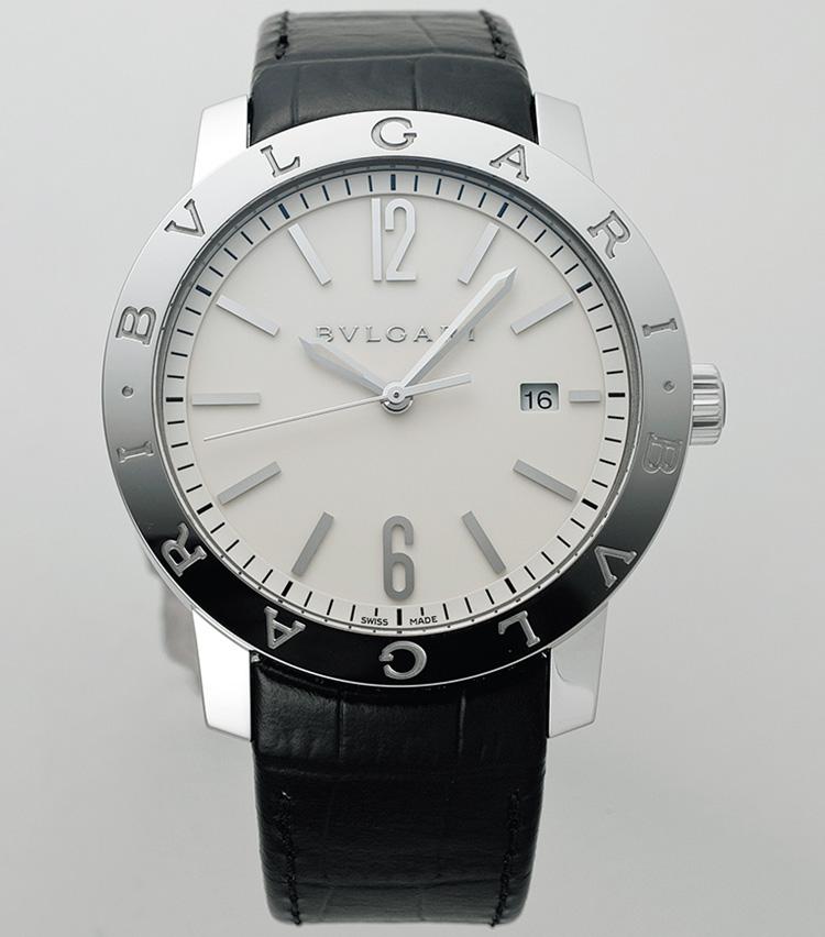 本格高級時計のトレンド10年史_BVLGARI