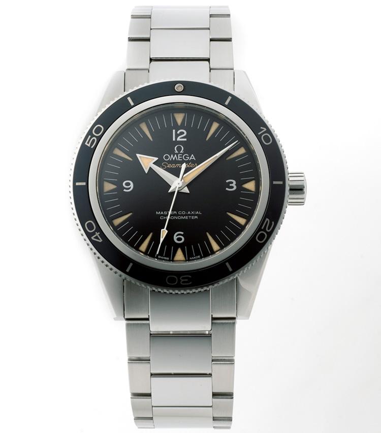 本格高級時計のトレンド10年史_OMEGA