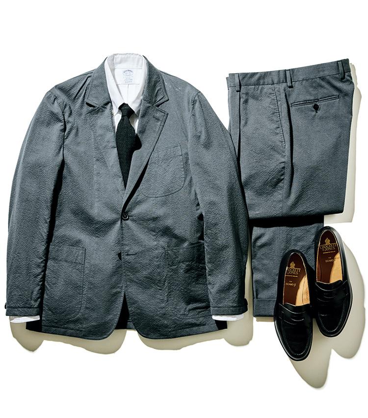 「スーツ」と「セットアップ」の違い_タイドアップ