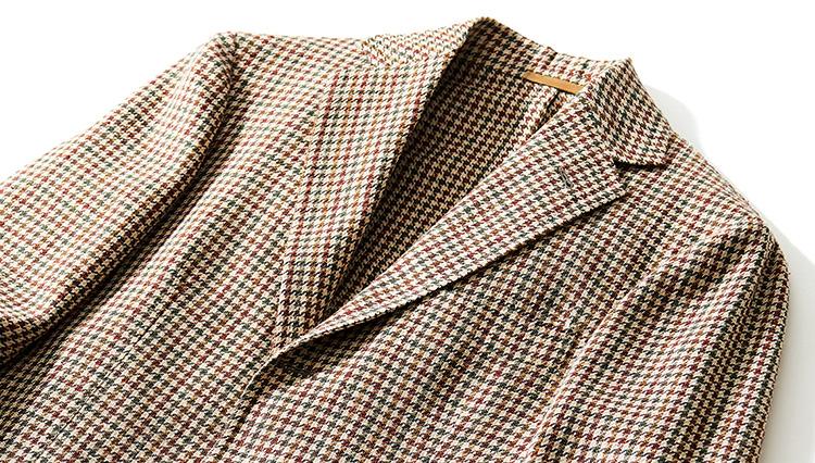 メンズの夏の上着は「シャツジャケット」か「サマーツイード」があればいい