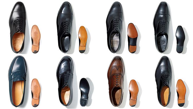 たくさんある本格靴は「殿堂入りラスト」から選べば失敗しない!