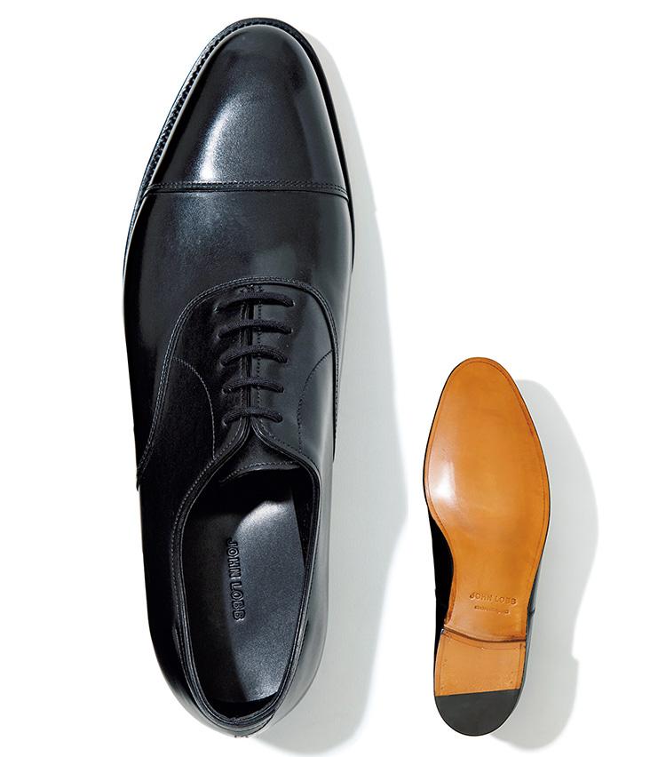本格靴、殿堂入りラストから選べば間違いない_ジョンロブの[7000]