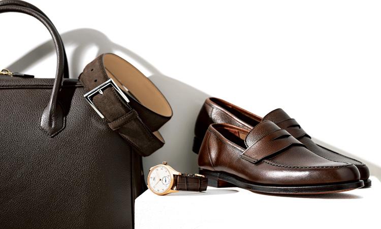 革靴の素朴な疑問_素材は合わせすぎに注意