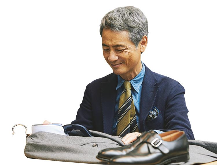 中村達也さんが一発回答_仕立ての良いジャケットの見極め方