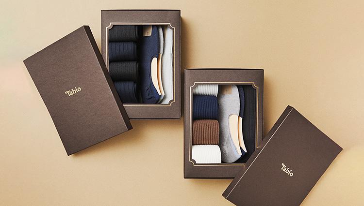 ビジネスマンのためにタビオと考えた「1週間の靴下セット」2種類が完成!【meSTORE】