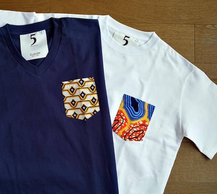 夏のプラスワンアイテム_Tシャツにポケットをプラス!