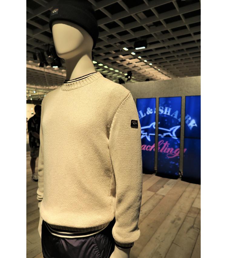 <p>リサイクルコットンで作られたポロ、Tシャツ、ショーツなどのシリーズが登場。</p>