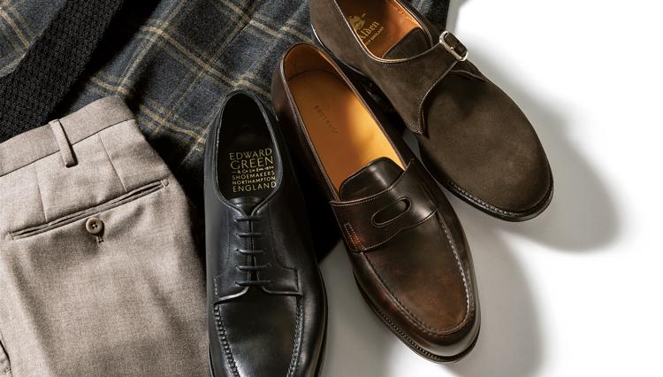休日のスニーカーをそのまま併用は危険! ビジカジの足元はどんな靴が正解なのか?