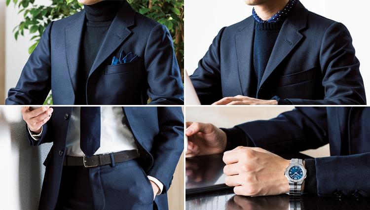 「ビジネスカジュアル」の装いがマンネリ化してきたら試したい小技4選