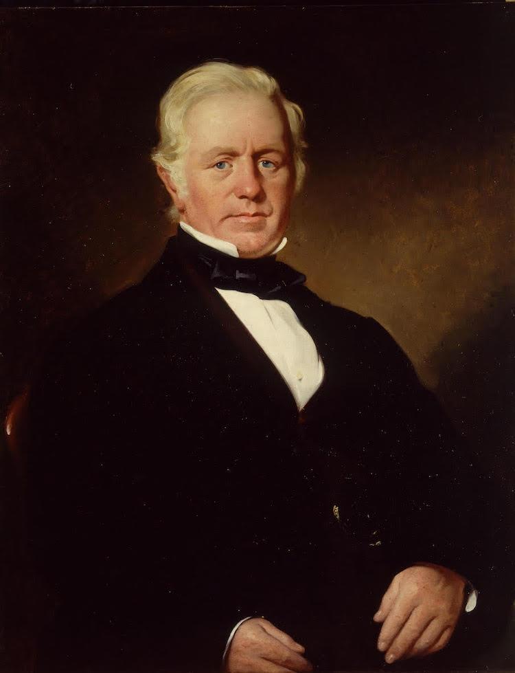ザ・グレンリベット創始者のジョージ・スミス