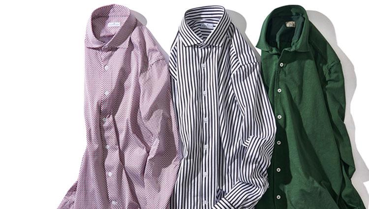 マシンメイドシャツの最高峰「きちんとジャージーシャツ」の実力は?【meSTORE】