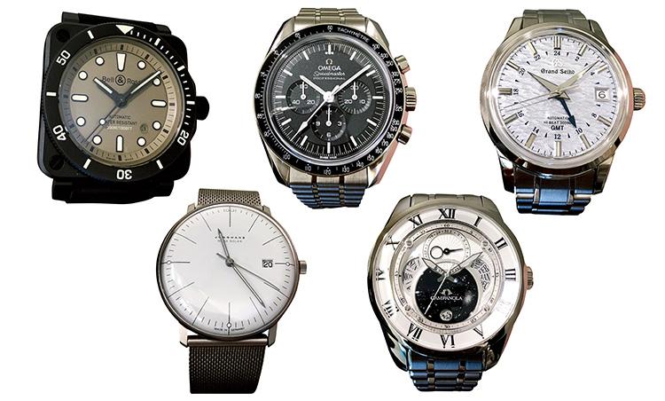 2021年「買いの時計」タカシマヤ_