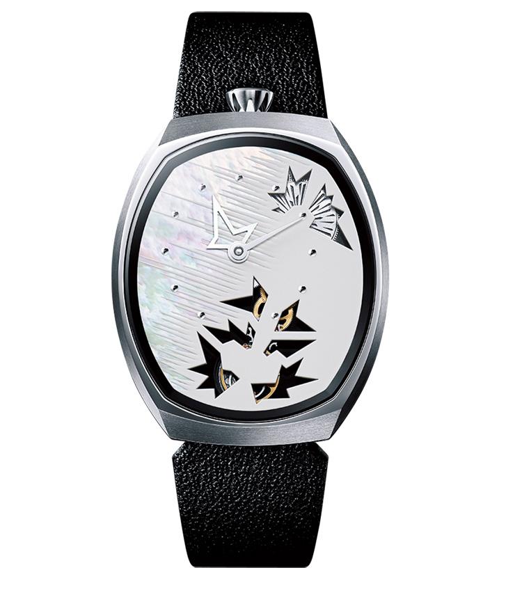 機能に、デザインに一芸に秀でたユニークピース時計 タサキ