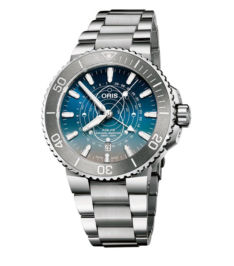 機能に、デザインに一芸に秀でたユニークピース時計 オリス