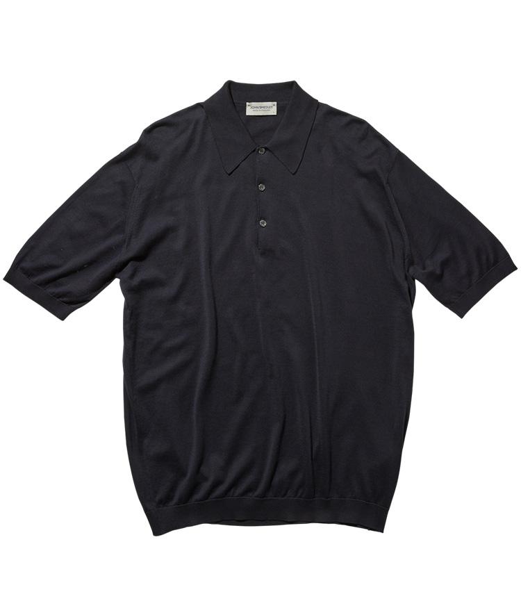 ポロシャツの2大名作_ジョン スメドレー