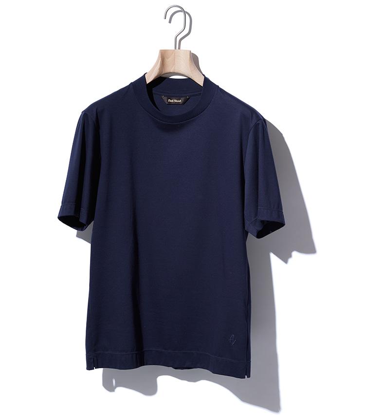 テーラーブランドでTシャツを仕立てる_ポール・スチュアート