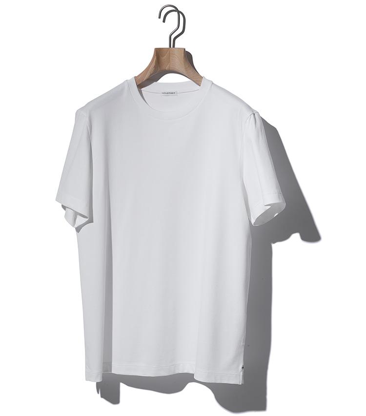 テーラーブランドでTシャツを仕立てる_クロスクローゼット