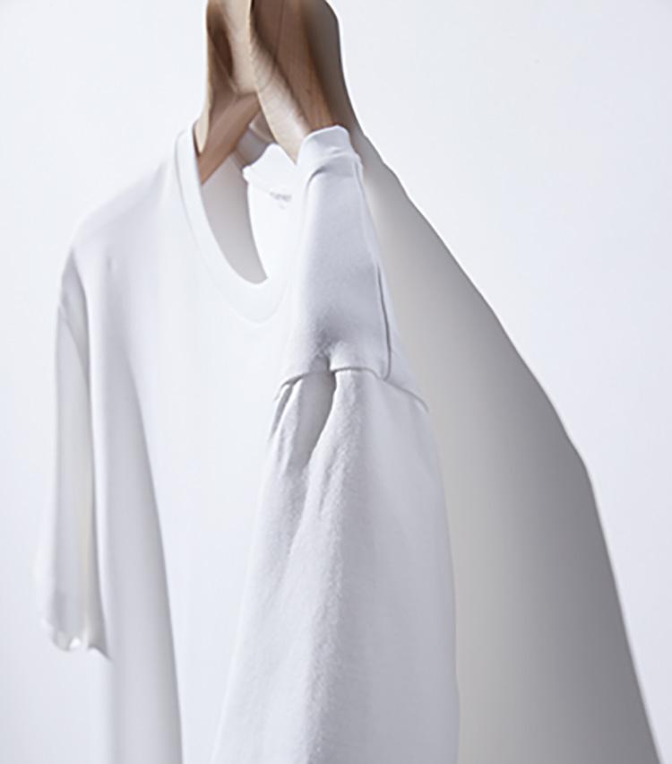 テーラーブランドでTシャツを仕立てる_クロスクローゼット アップ