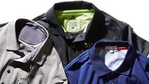 【ゴルフ】猛暑ラウンドのお助け快適ウェア「清涼ポロシャツ」3選