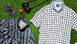 【涼感ゴルフスタイル術】ラウンド中も涼しいポロシャツとその着こなし方は?