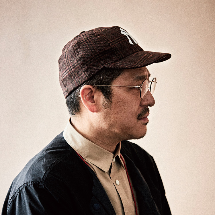 YUICHI TOYAMA.の注目フレーム_外山雄一さん