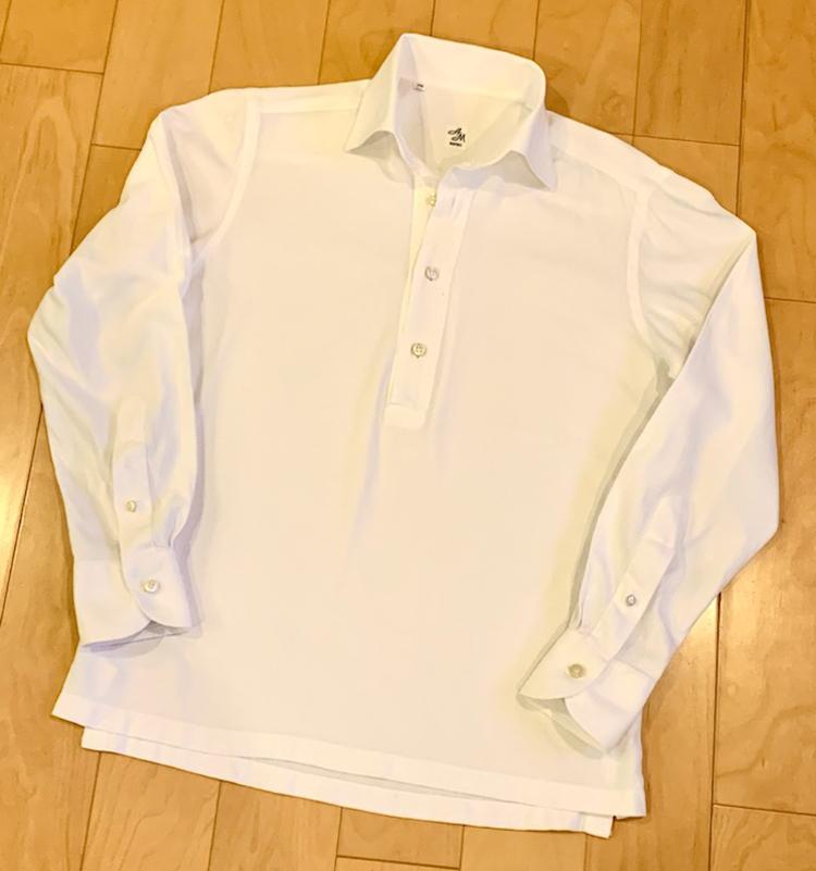 AM NAPOLIのプルオーバーシャツ
